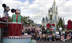 With many animals already in residence, Disney World makes for an easy pet vacation.