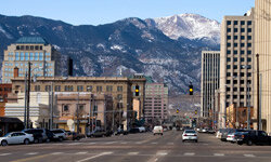 Colorado Springs boasts ample outdoor space for pets.