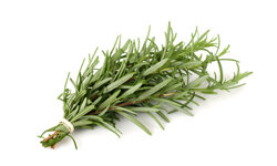 Rosemary has a woody, earthy flavor.