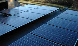 You'll need to periodically clean your solar-power setup.