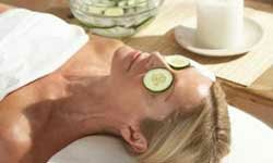 Getting Beautiful Skin Image Gallery You're reaching the height of relaxation, but does trouble await you just around the corner? See more pictures of getting beautiful skin.