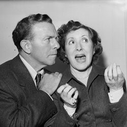 In 1940, comedienne Gracie Allen made a fake run for president but enjoyed very real success with the public.
