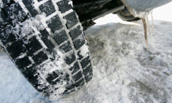 Snow tires can offer even more traction than a typical all-season tire.