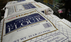 Do you really need a 25-pound sack of flour? Probably not.