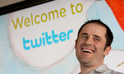 "Popular Web Sites Image Gallery ""Welcome to Twitter,"" says its co-founder and CEO Evan Williams. See more pictures of popular web sites."