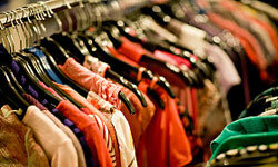 To set yourself apart, skip the mall and head to the vintage shops for clothes you'll never see on any of your friends.
