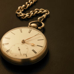 Though meaningful, Grandpa's old pocket watch is a pretty standard heirloom.