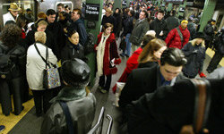 New York City's enormous subway fleet makes going carless pretty simple.