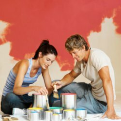 Painting is often a necessary step after this process.
