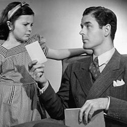 You don't have to wear a suit to do it, but make time periodically to discuss the contract with your child and see how she's handling it.