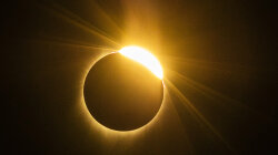 Spectacular Solar Eclipse Leaves U.S. in Awe