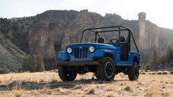 Mahindra Roxor Reimagines the Beloved Jeep CJ