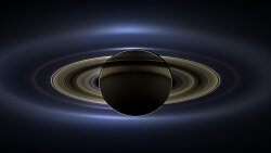 Saturn's Rings Will Exist for Just a Blip in Time