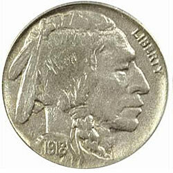 Some 1918/7-D Buffalo Nickels are extremely valuable because they were printed with when the 1917 die was impressed with a 1918 hub.