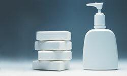 Scrub-a-dub-dub to wash away that lingering odor.