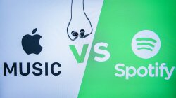 5 Differences Between Spotify and Apple Music
