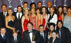 The cast of As The World Turns attend the '30th Annual Emmy Awards.