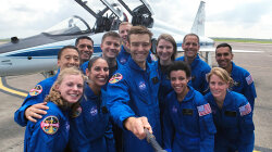 NASA Welcomes Its 2017 Class of New Astronaut Recruits