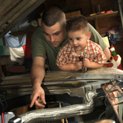 Take a look under the hood with your kids, too, and teach them something new.