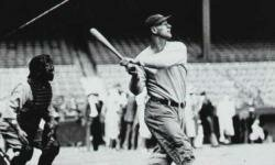 Babe Ruth learned to play baseball while growing up in orphanages.