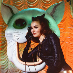 Julie Newmar, the quintessential Catwoman