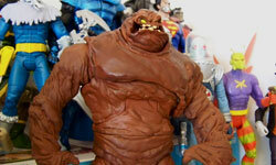 Clayface: actor, shape-shifter and criminal