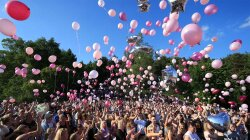 Mother Nature Says Stop Releasing Balloons
