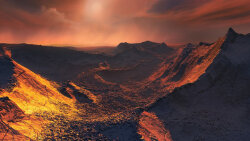 Discovered! Icy Super-Earth at Barnard's Star, Our Sun's Neighbor
