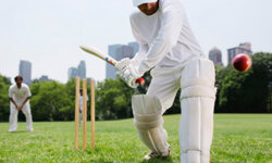 As fiercely loved by its admirers as baseball fans, cricket has been around for a long, long time.