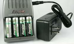 Rechargeable batteries can be used in most electronics.