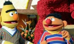 Bert and Ernie made it big on the children's TV show Sesame Street.