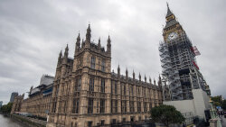 Big Ben Is Getting a Big Facelift