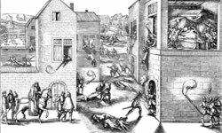 August 1572 was a bad month for Protestants in France.