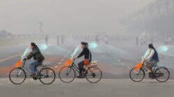 What if Bicycles Could Clean the Polluted Air Around Them?