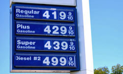 More people are using biofuels as a way to save money and decrease their consumption of fossil fuels.