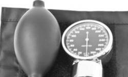 High blood pressure can contribute to high cholesterol.