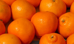 Oranges are loaded with vitamin C and believed to aid in digestion.