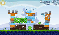 Angry Birds requires nothing more than a steady finger, a basic understanding of angles, a dislike of pugnacious pigs -- and days of free time, because it is truly one addictive app.
