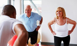 Staying fit and active is important for the overall health and longevity.