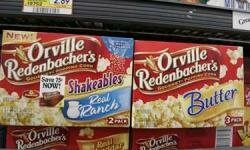 Orville Redenbacher, famous for his popcorn, drowned in his bathtub.