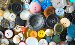 When it comes to button crafts, the possibilities are endless.