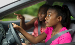Take (some of) the terror out of letting your teenager behind the wheel and figure out how to cover them in case of an accident. See car safety pictures.