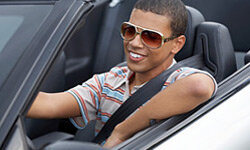 A smart and safe driver is the coolest driver there is.