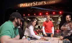 Poker players take part in the Monte Carlo tournament of the European Poker Tour. See more casino pictures.