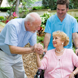 If the potential nursing home welcomes visits from your local ombudsman, this is a good sign.