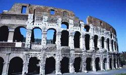 The Roman Colosseum was a violent arena, and emperor Elagabalus saw a violent end himself.
