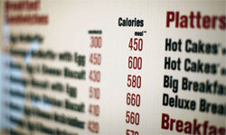 On newer fast-food menus you may be able to find the caloric information, but do you know what that food's made of? See more pictures of fast food.