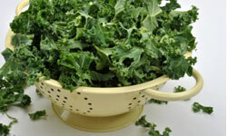 Kale packs a nutritional wallop -- 1,300 percent of your daily vitamin K, for starters -- and is incredibly versatile and easy to cook. See more vegetable pictures.