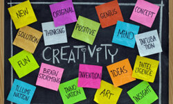 Let your creativity take you away!