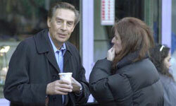 """Jerry Orbach played detective Lennie Briscoe on the """"Law & Order"""" episode """"Remand."""""""